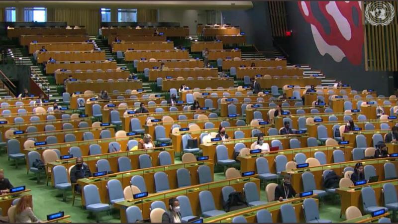 E all'ONU va in scena la vergogna: anche l'Italia è latitante