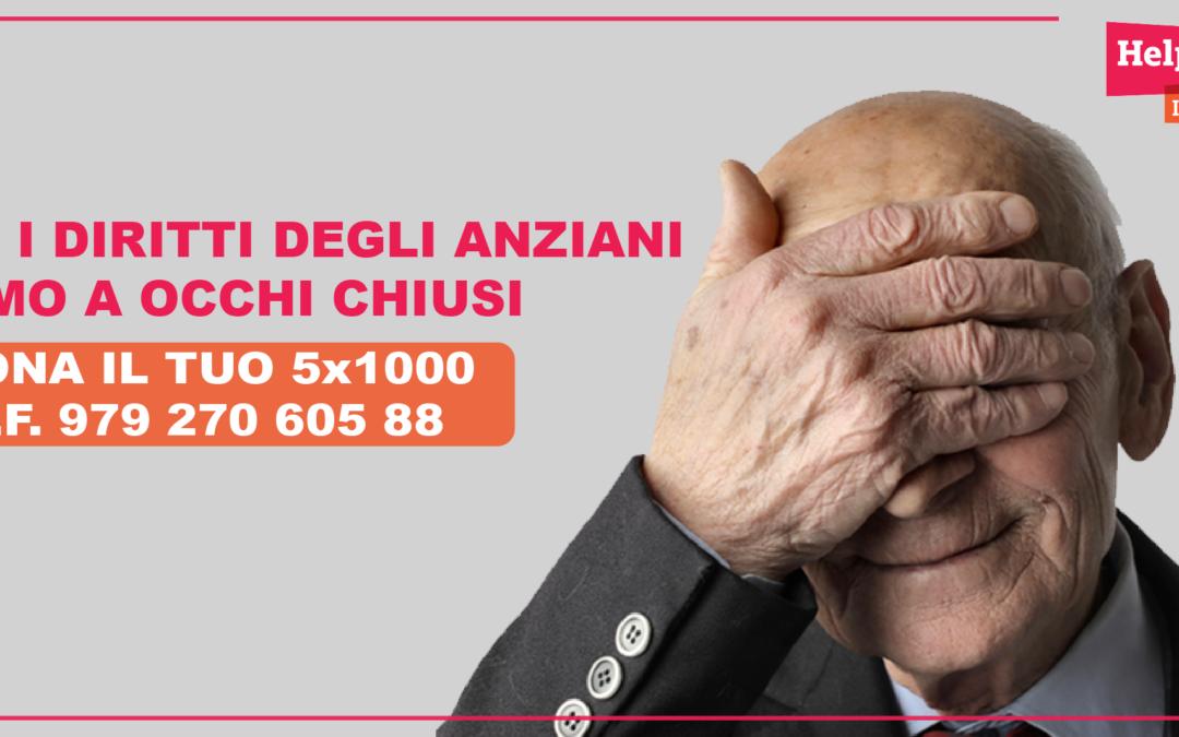 HelpAge Italia 5X1000: C.F. 97927060588