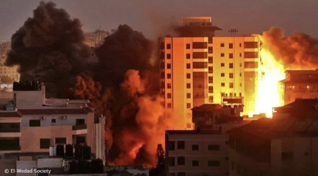 """A Gaza """"un incubo inimmaginabile"""" per gli anziani"""